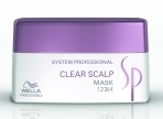 Wella Professionals SP Clear Scalp maska proti lupům (Mask) 200 ml