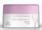 Wella System Professional Balance  Scalp Mask 200ml Zklidňující maska