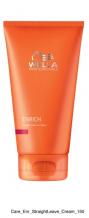 Wella Professional Care Enrich Straight Leave in Cream 150ml Vyhlazující krém na nepoddajné vlasy