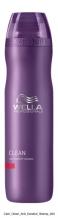 Wella Professional Balance Clean Anti Dandruff Shampoo 250ml Šampon proti lupům
