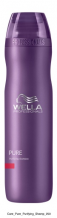 Wella Professional Care Balance  Pure Purifying Shampoo 250ml Čistící šampon