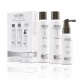 Nioxin System Kit 1 pro mírně řídnoucí jemné přírodní vlasy