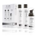 Nioxin System Kit 2 pro jemné přírodní,výrazně řídnoucí vlasy