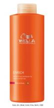 Wella Enrich Hydratační kondicionér pro jemné až normální vlasy 1000 ml