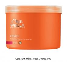 WELLA Enrich MASKA Hydratační pro silné vlasy 500 ml