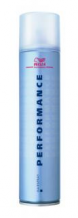 Wella Performance Lak na vlasy silný M 500 ml