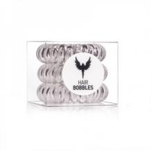 HH Simonsen Hair Bobbles Clear průhledná gumička 3 ks