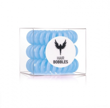 HH Simonsen Hair Bobbles Light Blue světle modrá gumička 3 ks