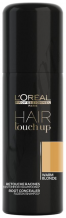 ĽOréal HAIR Touch Up Warm Blond (75 ml) korektor pro krytí šedin a odrostů blond