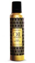 Matrix Oil Wonders Flash Blow Dry Oil vlasový olej 185 ml