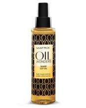 Matrix Oil Wonders Sharp Cut Oil vlasový olej 125 ml