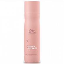 Wella Professionals Invigo Blonde Recharge Cool Blonde Shampoo 250 ml