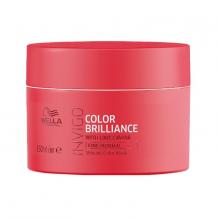 Wella Invigo Brilliance Mask Fine/Normal 150 ml Maska pro jemné, barvené vlasy
