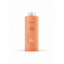 Wella Invigo Nutri Enrich Deep Nourishing Shampoo 1000 ml
