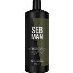 Sebastian Seb Man The Multi-Tasker 3in1 Hair Beard & Body Wash 1000 ml